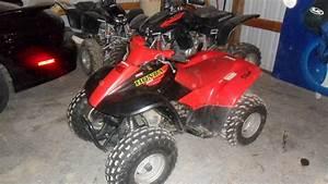 2001 Honda Trx90