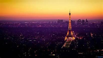 Europe Things Sunset Tower Eiffel Die Before