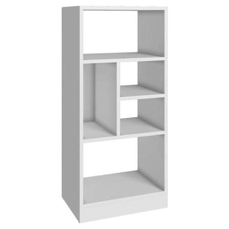 Low Modern Bookcase by Modern Mid Low Bookcase In White Walmart