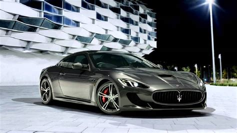 Maserati Granturismo Wallpapers by Maserati Granturismo 2015 Wallpaper 1280x720 17036