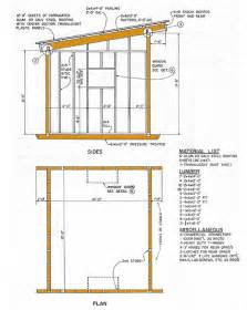 gor topic 10 x 12 storage shed plans