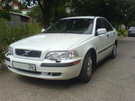 2003 Volvo S40 For Sale by Used 2003 Volvo S40 Photos 1800cc Gasoline Ff Manual