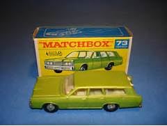 VINTAGE 1960s MATCHBOX LESNEY DIECAST COLLECTION - 44 BOXED CARS ...