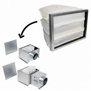Filtre Vmc Double Flux : filtre de rechange pour caisson pr filtre 160 ou ~ Dailycaller-alerts.com Idées de Décoration