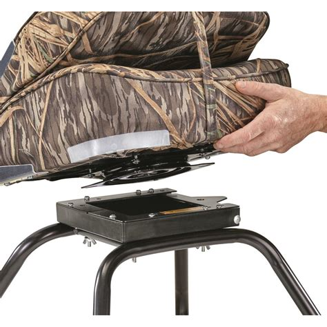 Portable Fishing Boat Seats by Guide Gear Portable Boat Seat Stand With Connect