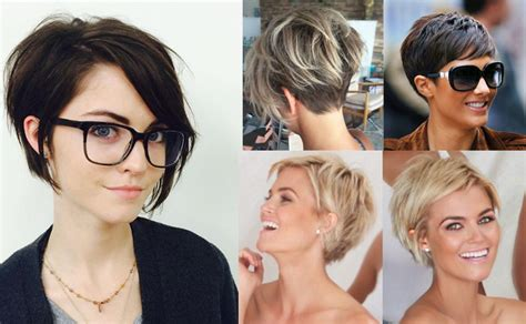 2017 Pixie Hairstyles for Women