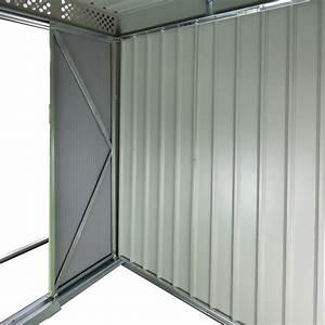Firsthöhe Berechnen : ger tehaus gartenhaus malm metall 3 65 qm ~ Themetempest.com Abrechnung