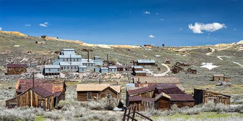 california road trips  ghost town  bodie state