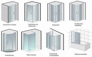 Duschtrennwand Bodengleiche Dusche : bodengleiche dusche rechteckig ~ Michelbontemps.com Haus und Dekorationen