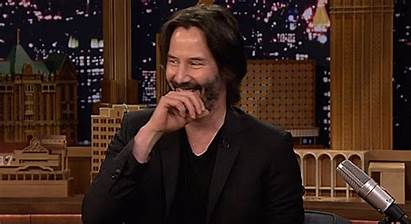 Keanu Reeves Happens Speechless Answer Perfect Everyone