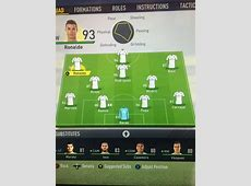 FIFA 17 player ratings for Real Madrid leaked