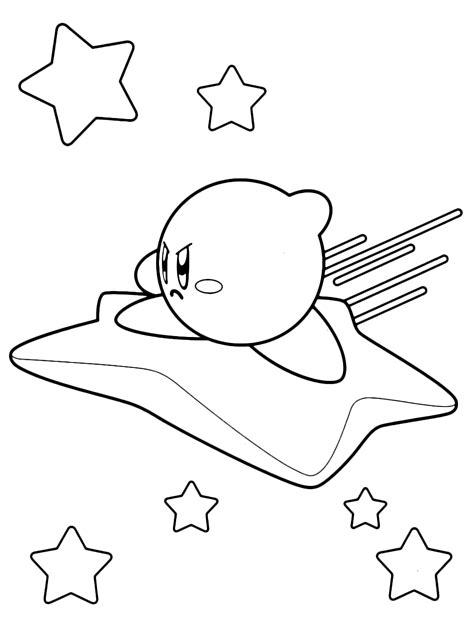 kirby kirby sulla stella warp