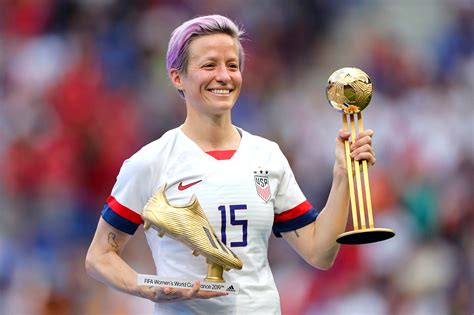 megan rapinoe slams trump  message  excluding