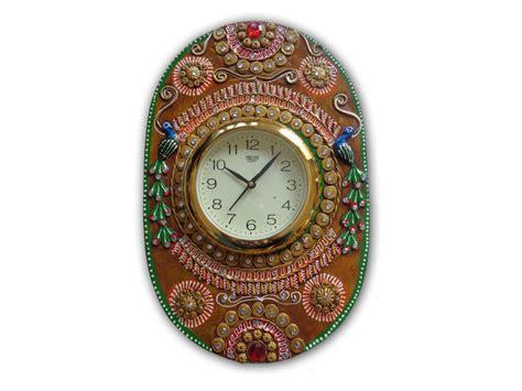 buy wall clocks  designer wooden wall clock
