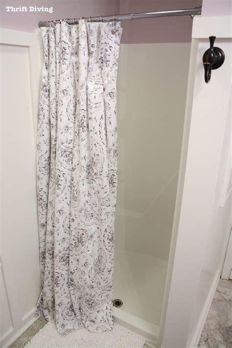diy shower  tub refinishing  painted    shower