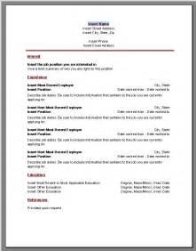 free resume templates to to microsoft word using resume template microsoft word writing resume sle