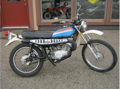 Suzuki 185 Enduro by 185 Suzuki Enduro Motorcycles For Sale