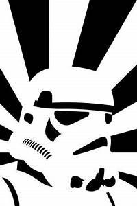 Stormtrooper Vector iPhone 5(s)/4(s)/3G Wallpapers | Star ...
