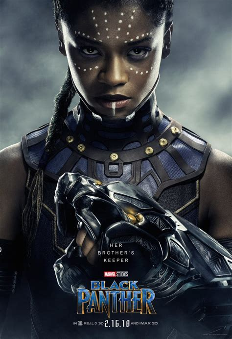Marvel studios' black panther follows t'challa who, after the death of his father, the king of wakanda, returns home to the isolated. Heads Up: A Ton Of New BLACK PANTHER Posters Just Landed | Birth.Movies.Death.