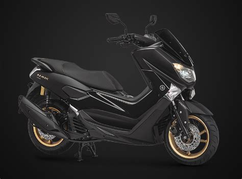 Nmax 2018 Black Matte by 2018 Yamaha Nmax 155 Launched In Indonesia At Idr 26 300 000