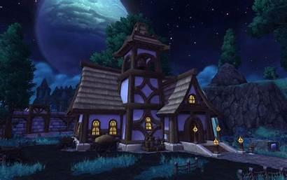 Warcraft Draenor Garrison Warlords Building Hearthstone Fantasy