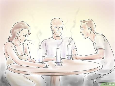 come fare sedute spiritiche come condurre una seduta 13 passaggi