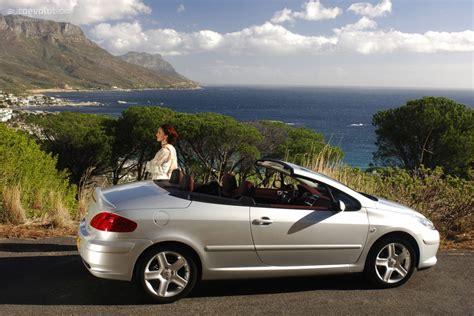 peugeot 307 cc peugeot 307 cc specs 2005 2006 2007 2008 autoevolution