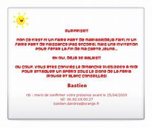Faire Part Anniversaire 60 Ans : texte pour invitation anniversaire de naissance gosupsneek ~ Edinachiropracticcenter.com Idées de Décoration