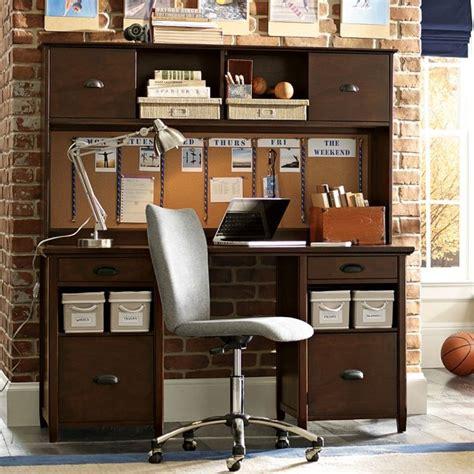 storage desk with hutch chatham large storage desk hutch desks and hutches