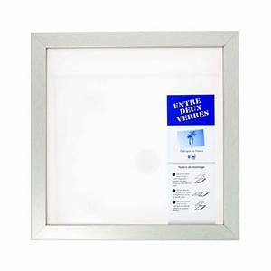 Cadre Entre Deux Verres : cadre entre deux verres aluminium bross aed chez ~ Dailycaller-alerts.com Idées de Décoration