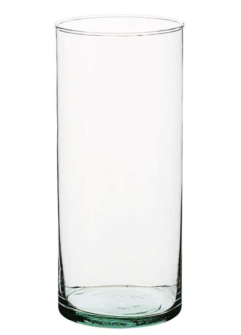 Cylinder Vases by 8 Quot Glass Cylinder Vase