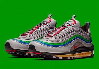 Nike Air 97 Nintendo Sneakers Ci5012 Switch