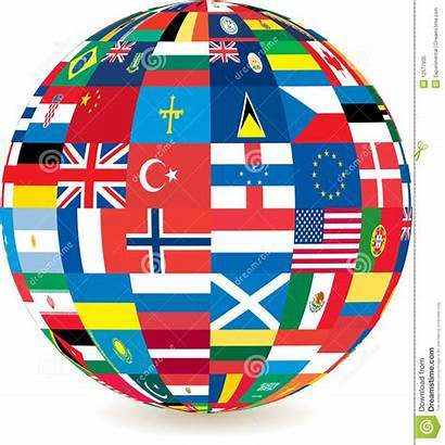 Flags Globe Countries Flag Clipart Resource Copyright