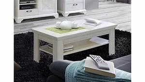 Tv Tisch 120 Cm : couchtisch kashmir beistelltisch tisch in pinie wei 120 cm ~ Markanthonyermac.com Haus und Dekorationen