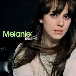 This Time (melanie C Album) Wikipedia