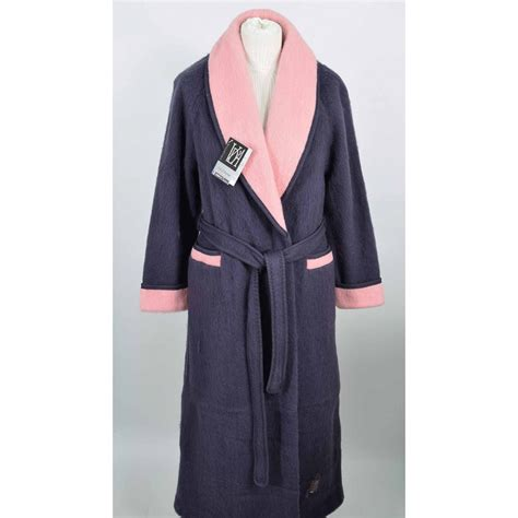 robe de chambre des pyrenees femme 100