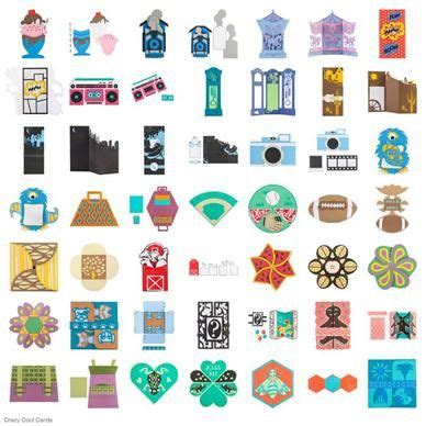 crazy cool cards circle membership  images cool