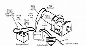 Atv Winch Switch Wiring Diagram