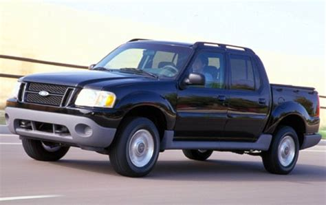 Used 2001 Ford Explorer Sport Trac For Sale
