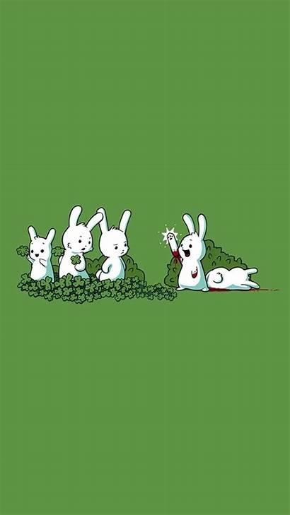 Cartoon Wallpapers Keroppi Backgrounds Phone Rabbit Iphone