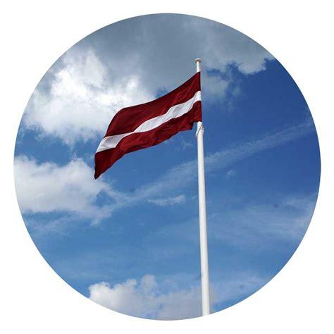 Latvijas karogs mastam   Speciālais audums - Latvijas Tekstils