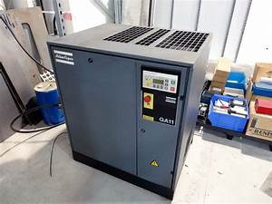 Atlas Copco Ga 11 Ff Screw Compressor