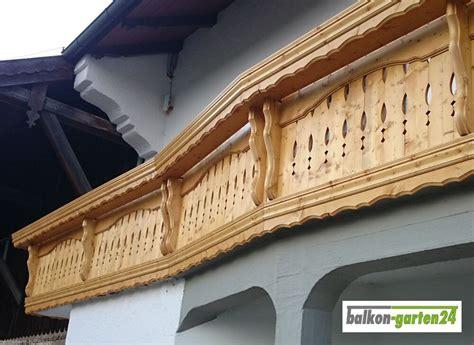 balkongeländer holz selber bauen holzbalkon bausatz balkongel 228 nder balkon holz gel 228 nder ebay