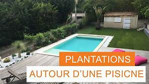 Aménagement Autour D Une Piscine : tous au jardin episode 4 que planter autour d une piscine youtube ~ Melissatoandfro.com Idées de Décoration