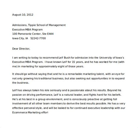 student recommendation letter 35 letters of recommendation for student for 33387