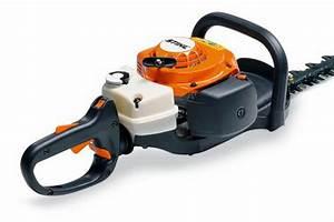 Taille Haie Stihl Hs 82 R : performants et robustes les taille haies thermiques stihl ~ Dailycaller-alerts.com Idées de Décoration