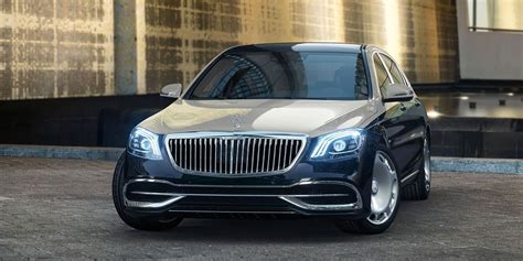 mercedes maybach ss review pricing  specs
