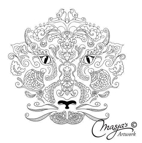 Kleurplaat Maken Illustrator by Kleurboek Mijn Wonderlijke Wereld Cat Zentangle Coloring