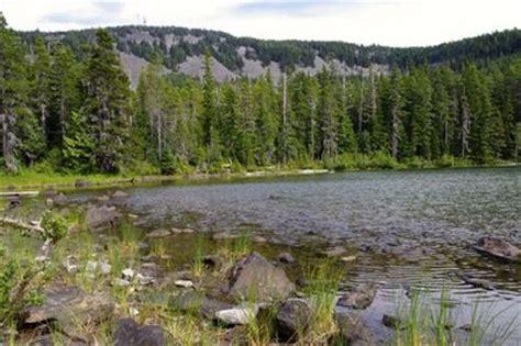 bear lake hike hiking  portland oregon  washington