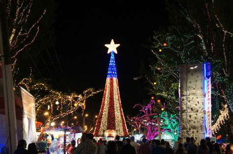 miami s winter carnival santa s enchanted forest the